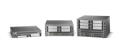 WAN Aggregation and Internet Edge Routers