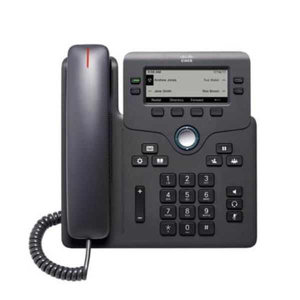 Cisco 6841 Phone for MPP - CP-6841-3PW-K9